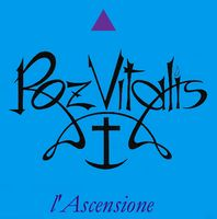 Roz Vitalis - L'Ascensione CD (album) cover