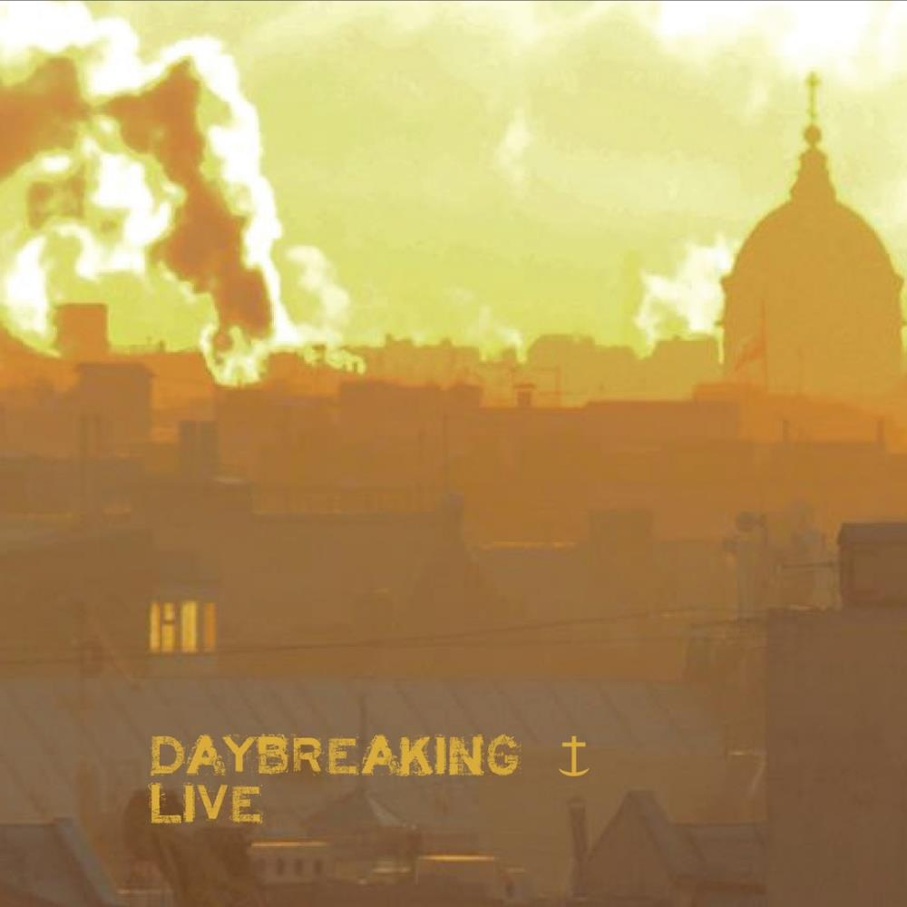 Daybreaking Live by ROZ VITALIS album cover