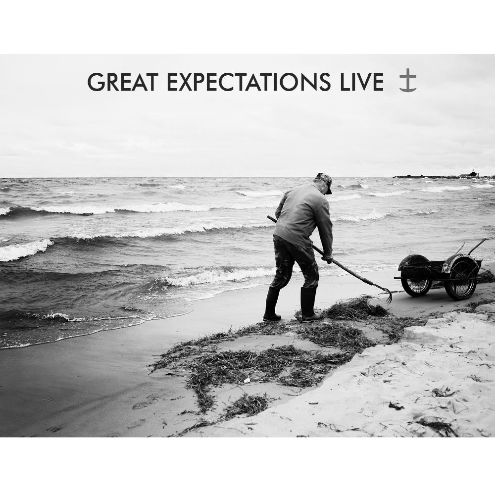 Great Expectations Live by ROZ VITALIS album cover