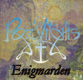 Roz Vitalis - Enigmarden CD (album) cover