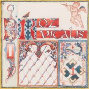 Roz Vitalis - Patience of Hope CD (album) cover
