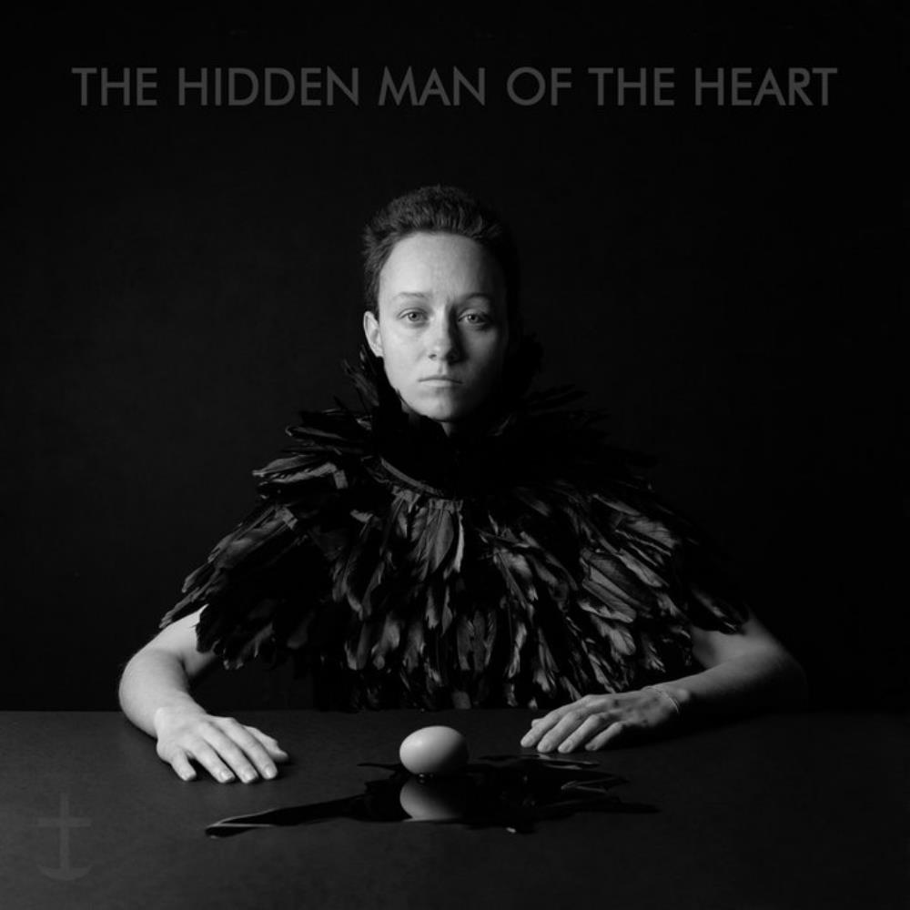 The Hidden Man Of The Heart by ROZ VITALIS album cover