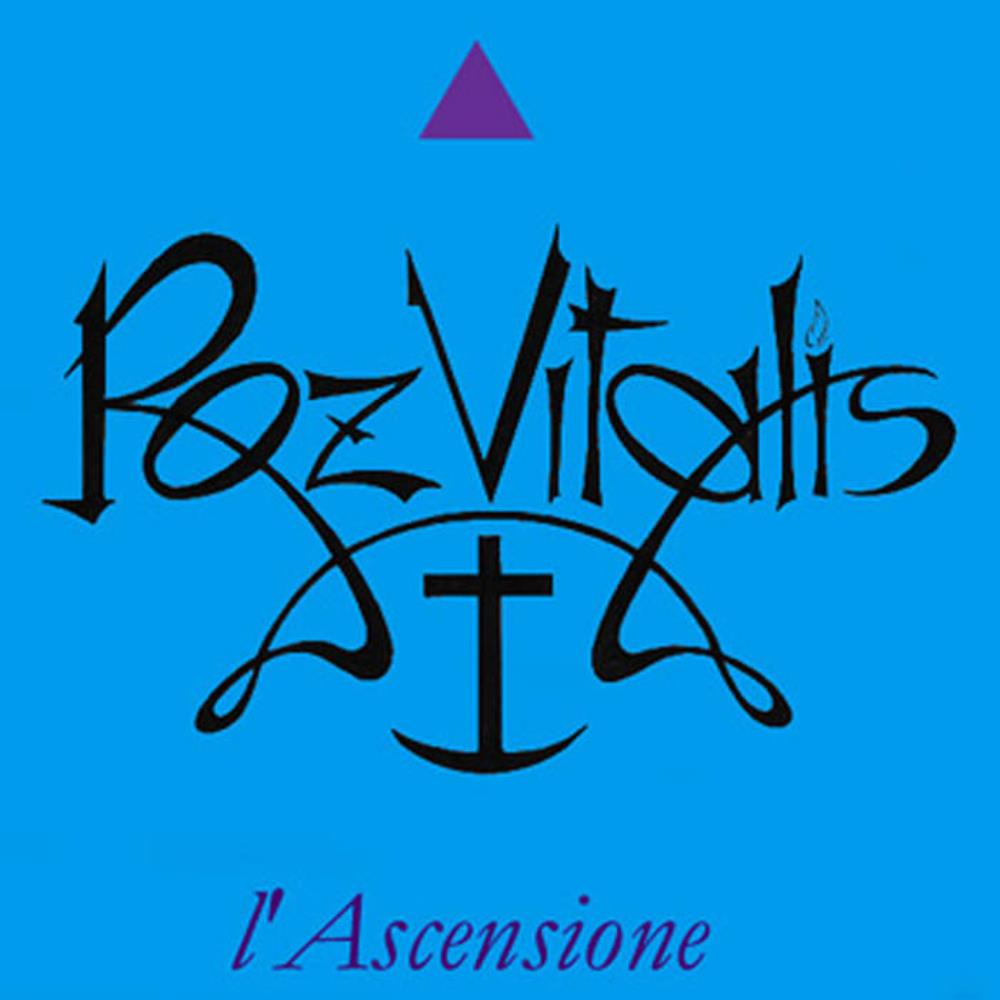 L'Ascensione by ROZ VITALIS album cover