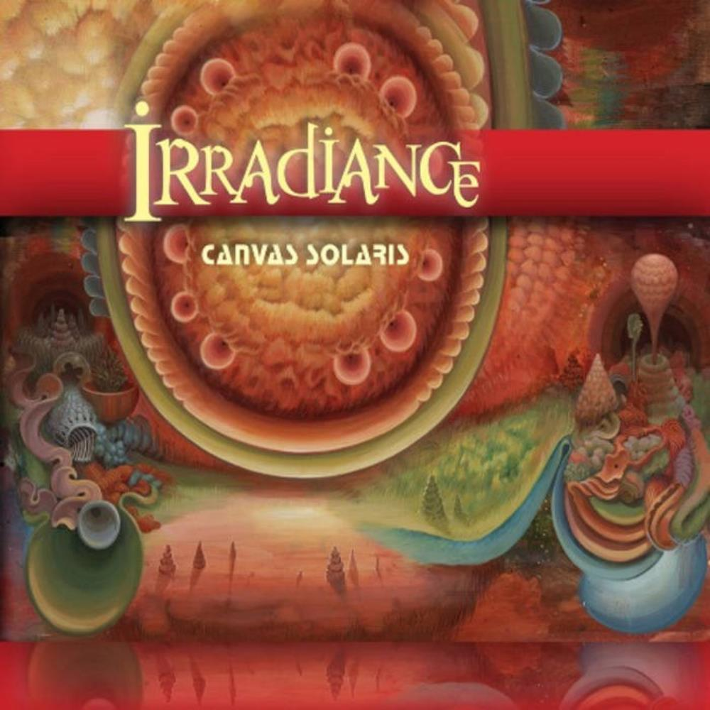 Canvas Solaris Irradiance album cover