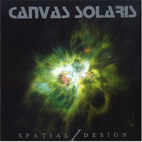 Canvas Solaris Spatial/Design album cover