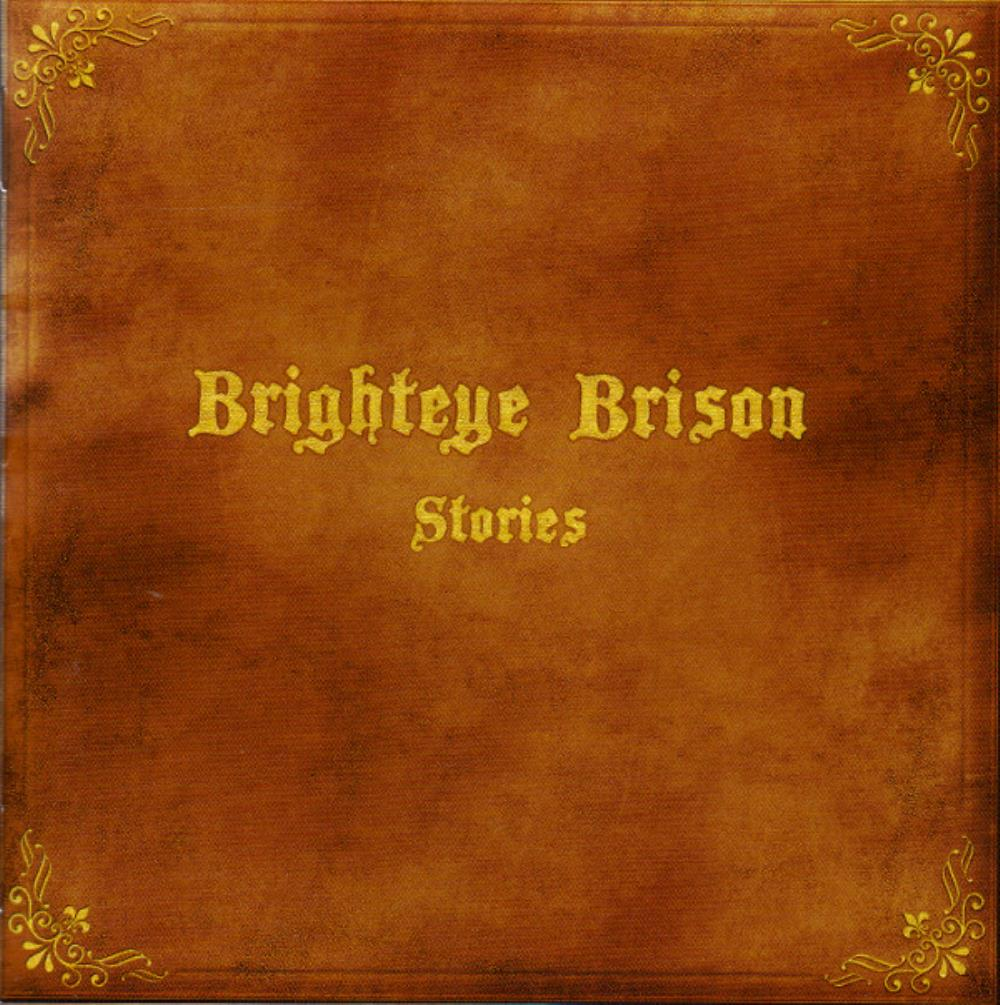 Brighteye Brison - Stories CD (album) cover