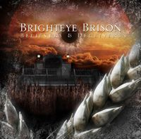 Brighteye Brison - Believers & Deceivers CD (album) cover