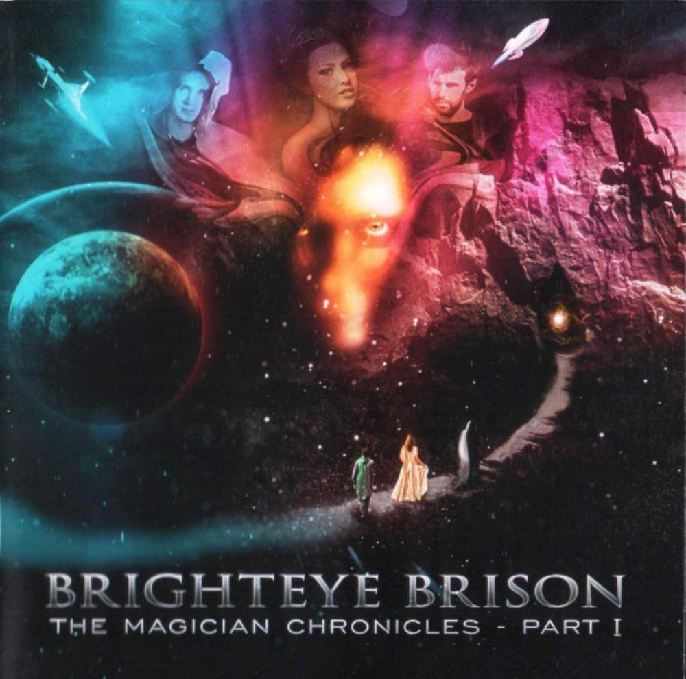 Brighteye Brison The Magician Chronicles - Part I album cover