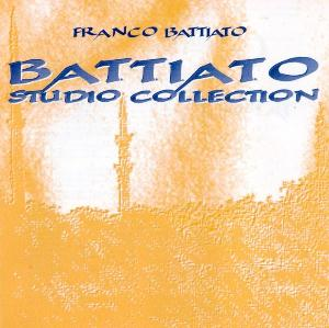 Franco Battiato - Battiato Studio Collection CD (album) cover