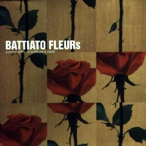 Franco Battiato Fleurs album cover
