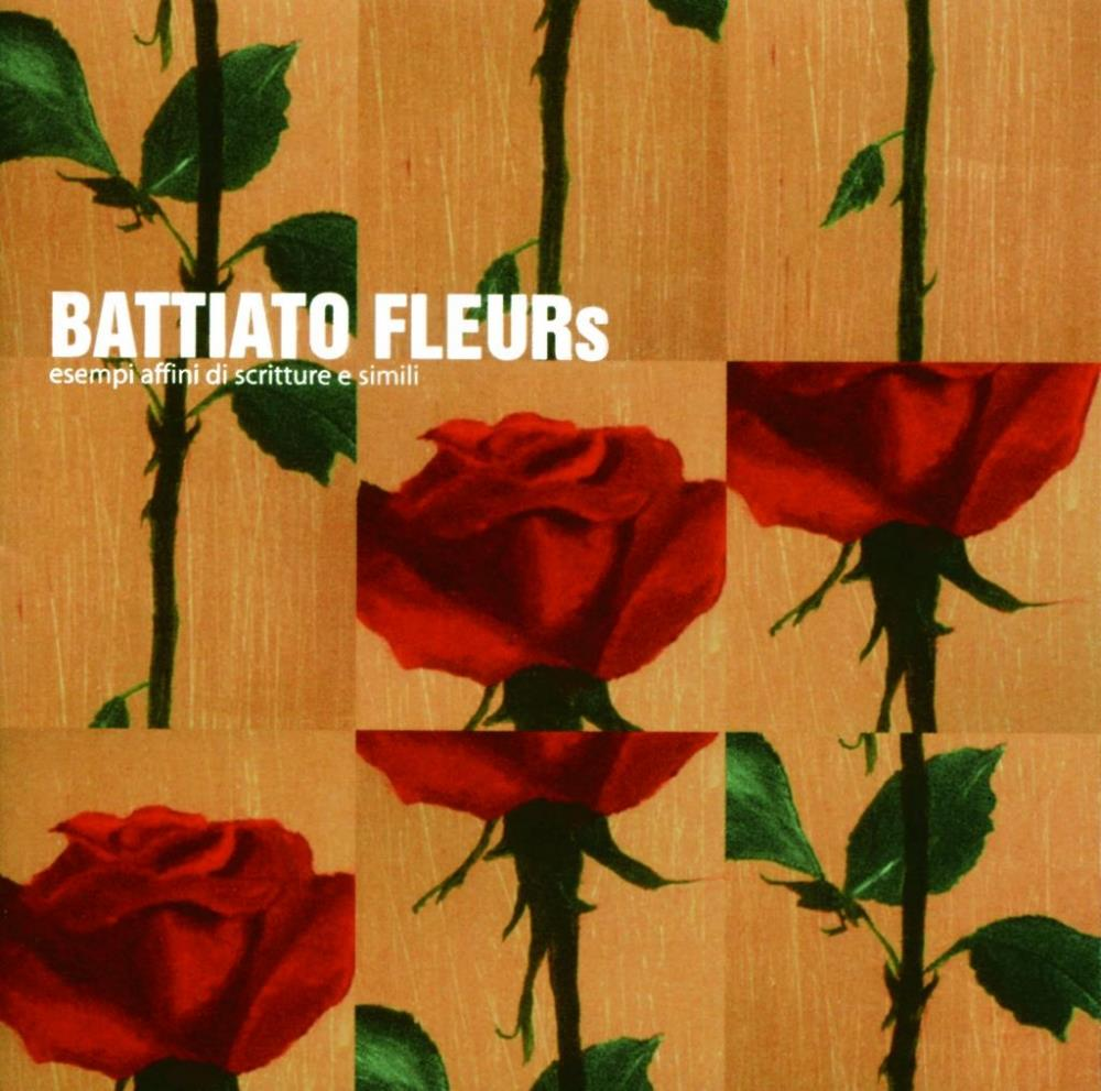 Fleurs by BATTIATO, FRANCO album cover