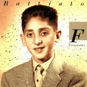 Franco Battiato - Fisiognomica CD (album) cover