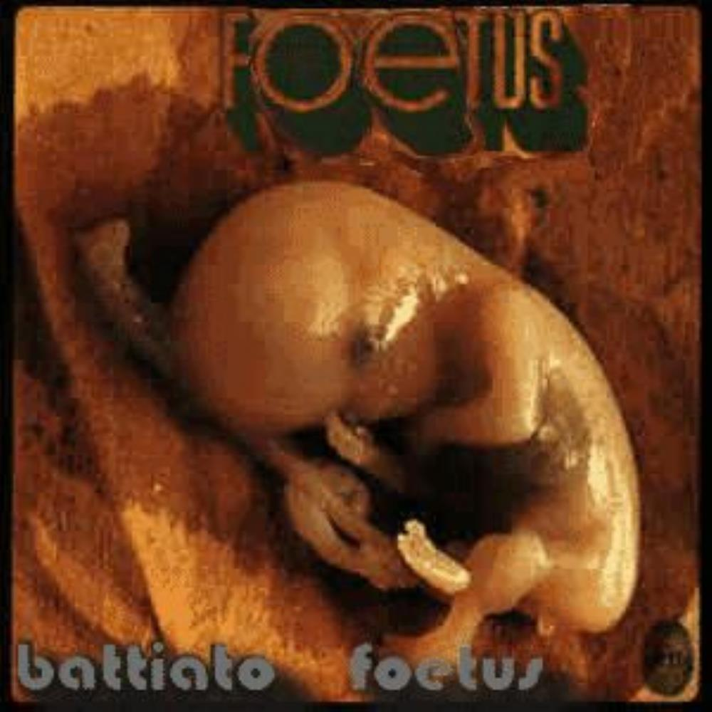 Franco Battiato Foetus album cover