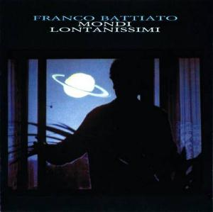 Franco Battiato - Mondi lontanissimi CD (album) cover