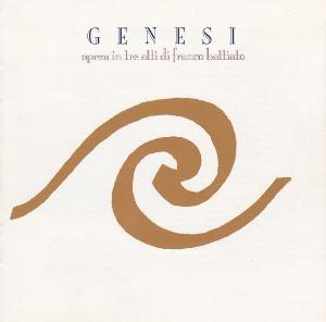 Franco Battiato - Genesi CD (album) cover