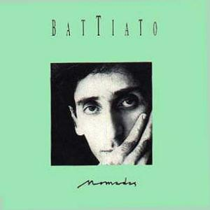 Franco Battiato Nomadas album cover