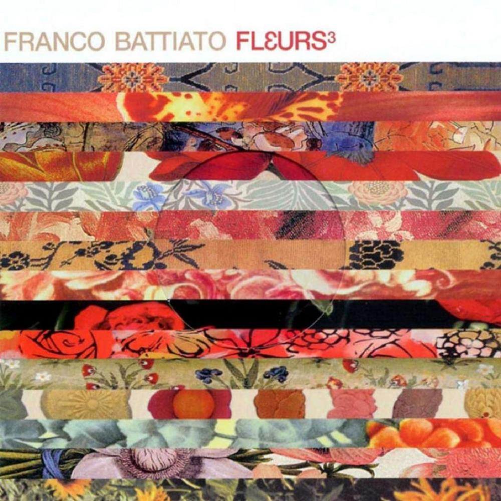 Fleurs 3 by BATTIATO, FRANCO album cover