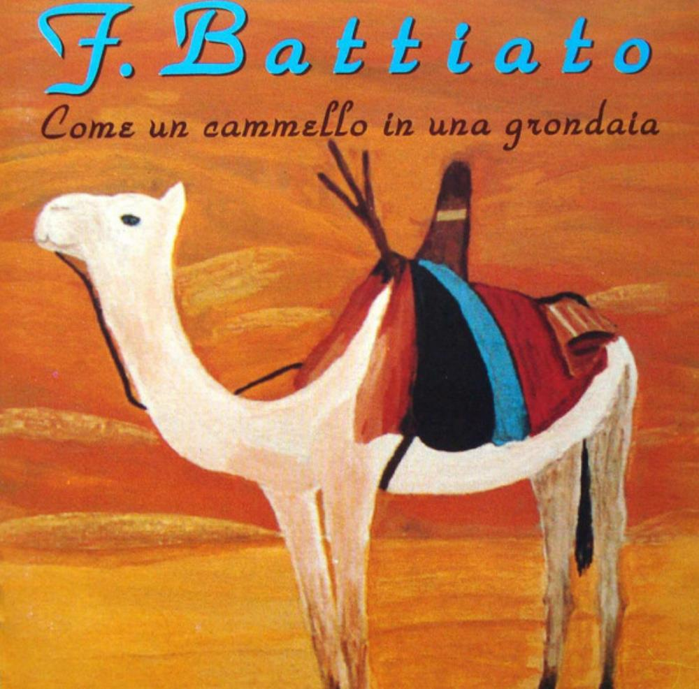 Come Un Cammello In Una Grondaia by BATTIATO, FRANCO album cover