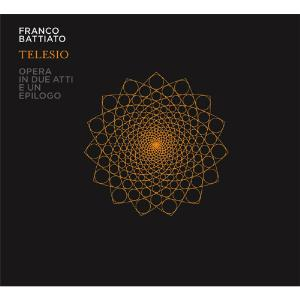 Franco Battiato Telesio album cover