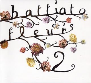 Franco Battiato Fleurs 2 album cover