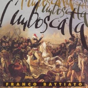 Franco Battiato L'imboscata album cover