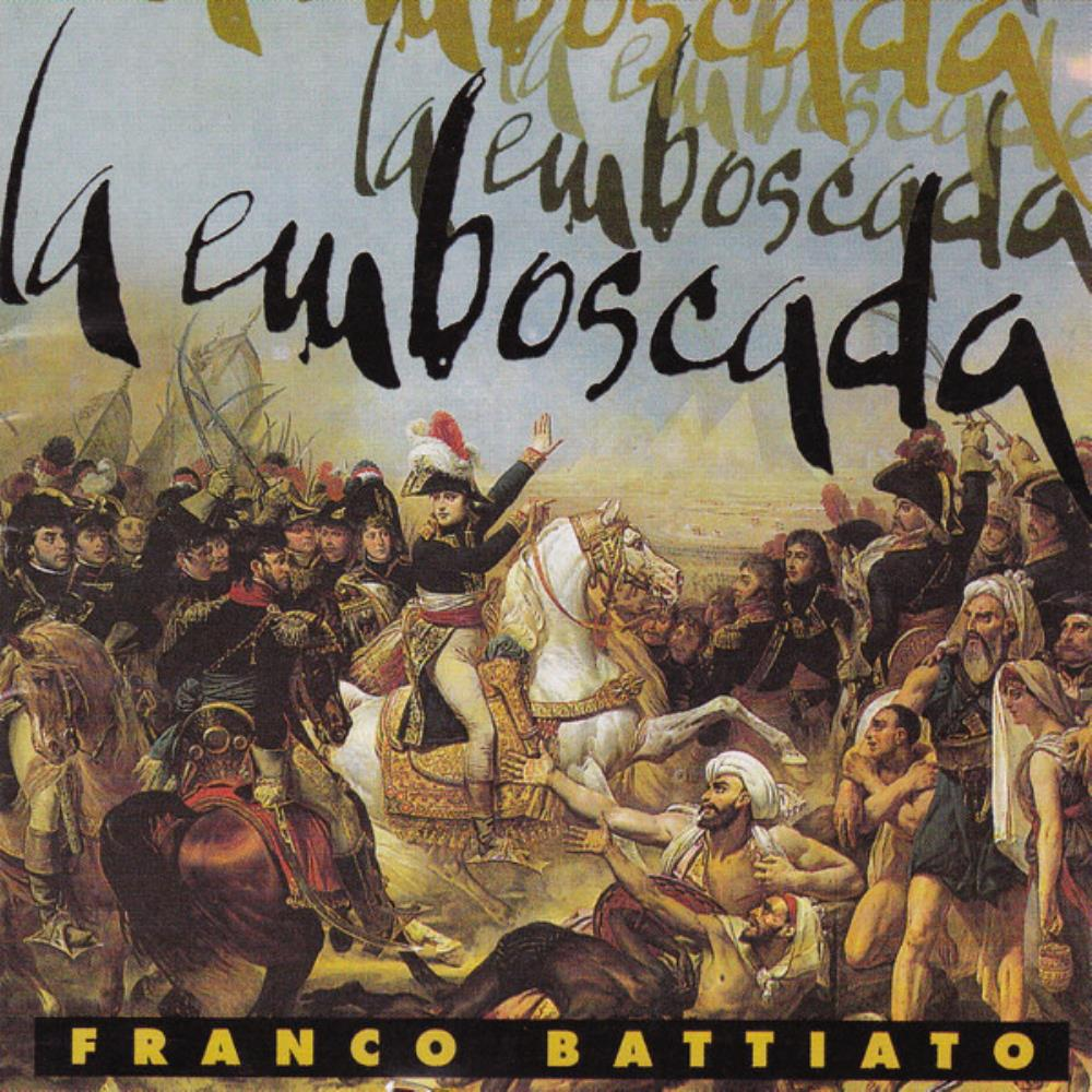 Franco Battiato La Emboscada album cover