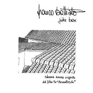 Franco Battiato - Juke Box CD (album) cover