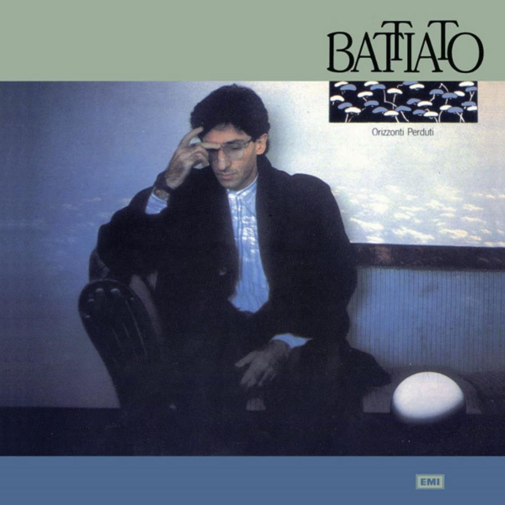 Orizzonti Perduti by BATTIATO, FRANCO album cover
