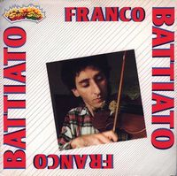Franco Battiato SuperStar album cover