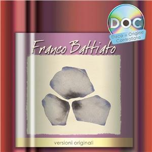 Franco Battiato D.O.C. album cover