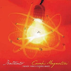 Campi Magnetici by BATTIATO, FRANCO album cover