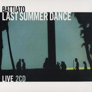Franco Battiato Last Summer Dance album cover