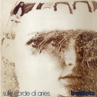 Sulle corde di Aries by BATTIATO, FRANCO album cover