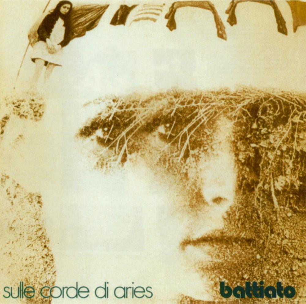 Franco Battiato - Sulle Corde Di Aries CD (album) cover
