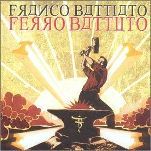 Ferro Battuto by BATTIATO, FRANCO album cover