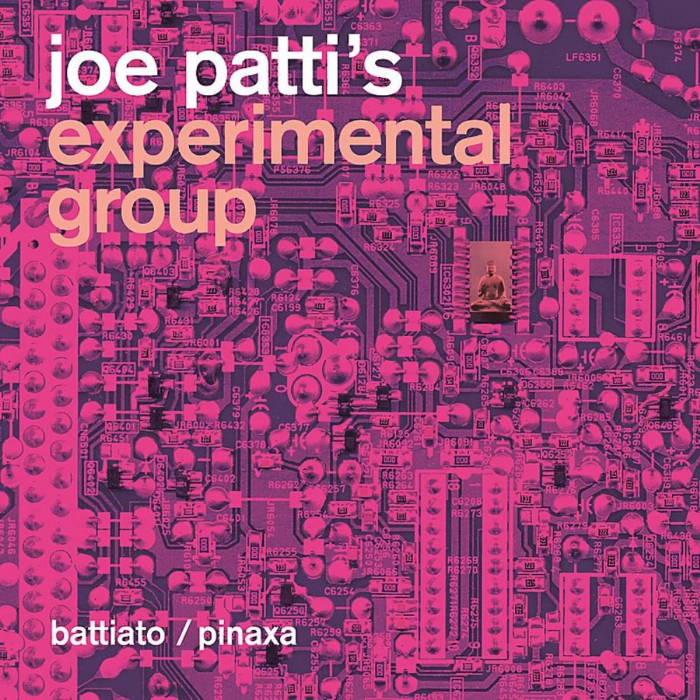 Battiato & Pinaxa: Joe Patti's Experimental Group by BATTIATO, FRANCO album cover