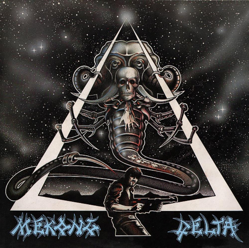 Mekong Delta by MEKONG DELTA album cover