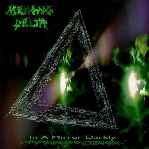 In A Mirror Darkly by MEKONG DELTA album cover