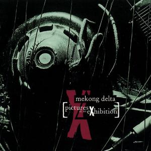 Mekong Delta - Pictures At An Exhibition CD (album) cover