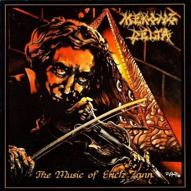 The Music Of Erich Zann by MEKONG DELTA album cover