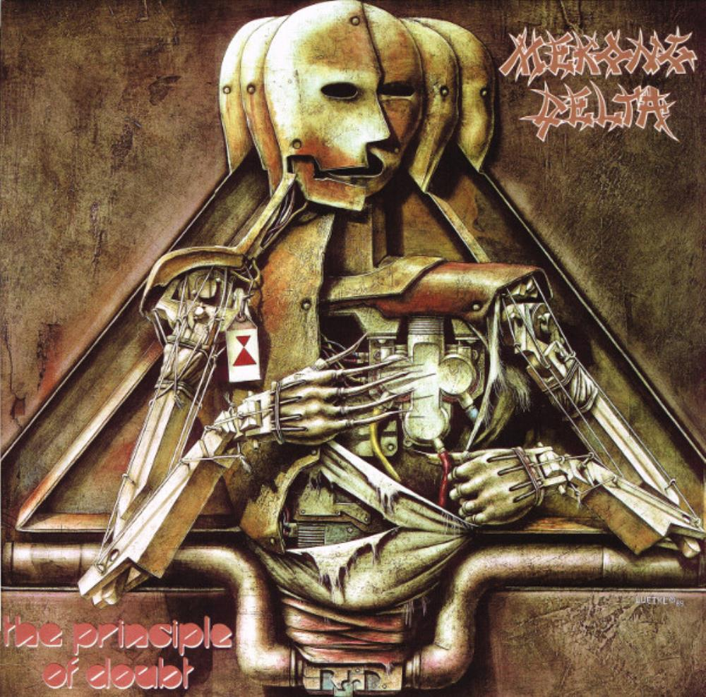 The Principle Of Doubt by MEKONG DELTA album cover