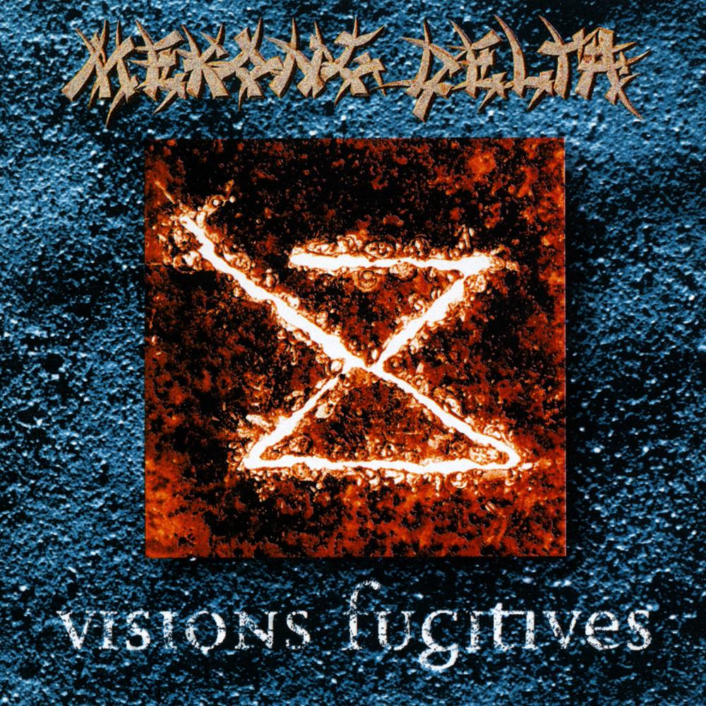 Mekong Delta - Visions Fugitives CD (album) cover