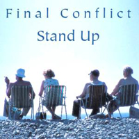 Final Conflict - Stand Up CD (album) cover