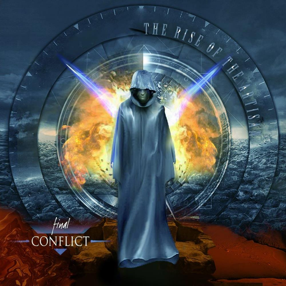 The Rise of the Artisan by FINAL CONFLICT album cover