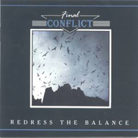 Final Conflict - Redress The Balance CD (album) cover