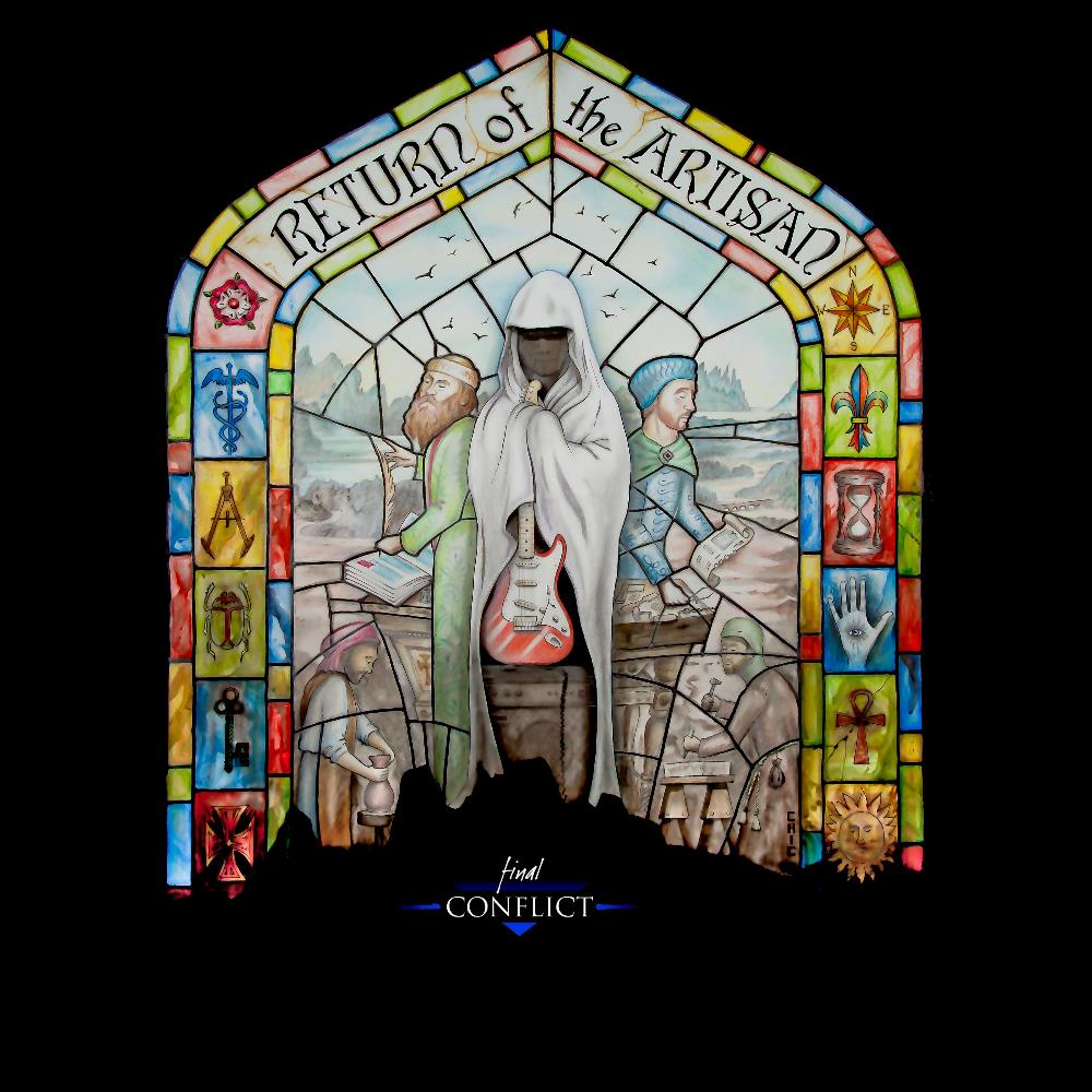Return Of The Artisan by FINAL CONFLICT album cover