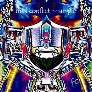 Final Conflict Simple album cover