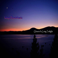 MagellanMusic - Ghost Of A Living Twilight CD (album) cover