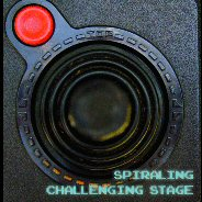 Spiraling - Challenging Stage CD (album) cover