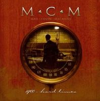 1900 - Hard Times by MCM album cover